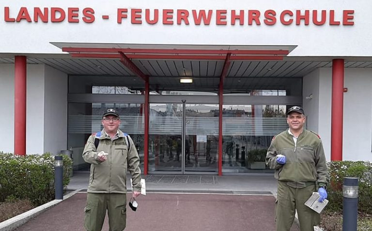 Read more about the article Freiwillige Feuerwehr Eberschwang