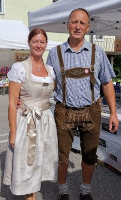 Gerhard und Doris
