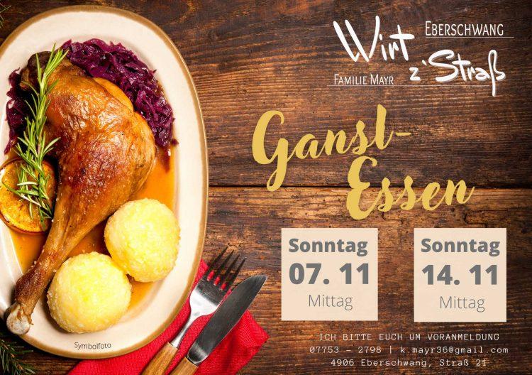 Gansl-Essen
