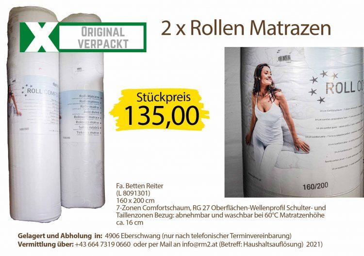 Rollmatraze